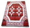 Alfombra jarapa Granada Roja